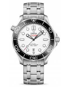 Omega Seamaster Siver 300M Co-Axial Master Chronometer 21030422004001