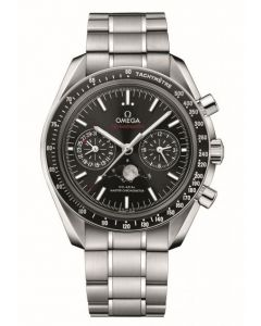 Omega Speedmaster Moonwatch Co‑Axial Master Chronometer Moonphase Chronograph