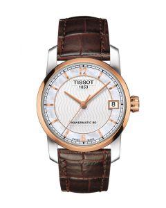 Tissot Powermatic 80 Lady Titanium T0872075611700