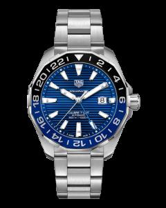 TAG Heuer Aquaracer GMT Calibre 7 Automatic WAY201T.BA0927
