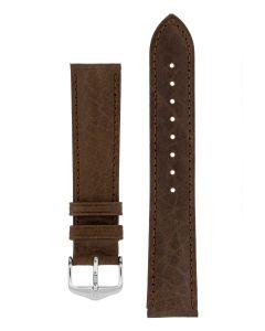 Hirsch Calf Camelgrain ruskea 18mm XL 01009215-2-18