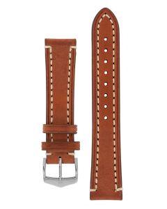 Hirsch Calf Liberty ruskea 22mm 10900270-2-22