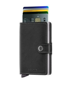 SECRID Miniwallet Original Black