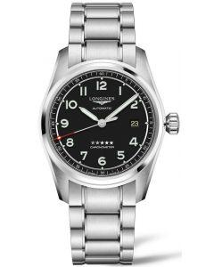 Longines Spirit Black bracelet+straps L38114539