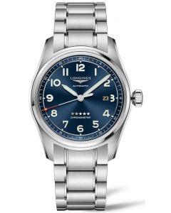 Longines Spirit Blue bracelet+straps 42mm L38114939