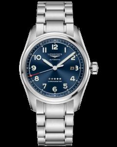 Longines Spirit Blue bracelet+straps 40mm L38104939