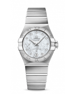 Omega Constellation Co-Axial Master Chronometer Small Seconds 12710272055001