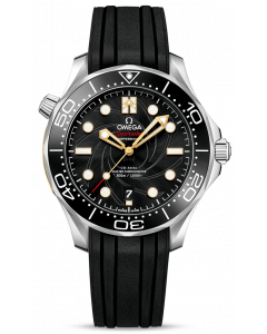 "Omega Seamaster Co-Axial Master Chronometer ""James Bond"" Limited Edition 21022422001004"