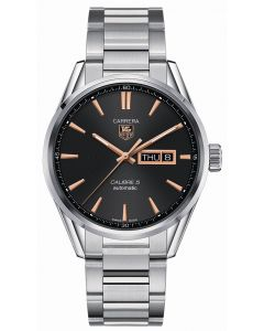 TAG Heuer Carrera Calibre 5 Day-Date WAR201C.BA0723