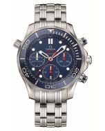 Omega Seamaster Diver Co-Axial Chronometer