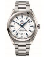 Omega Seamaster Aqua Terra Master Co-Axial GMT Good Planet 23190432204001