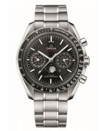 Omega Speedmaster Moonwatch Co‑Axial Master Chronometer Moonphase Chronograph 30430445201001