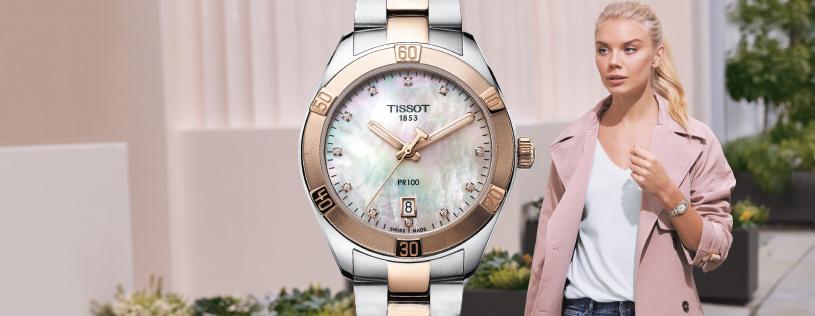 Tissot naisten kello