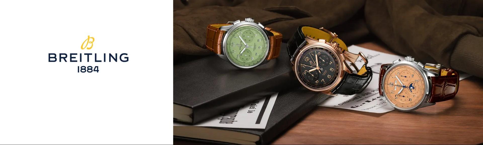 Breitling miesten kello