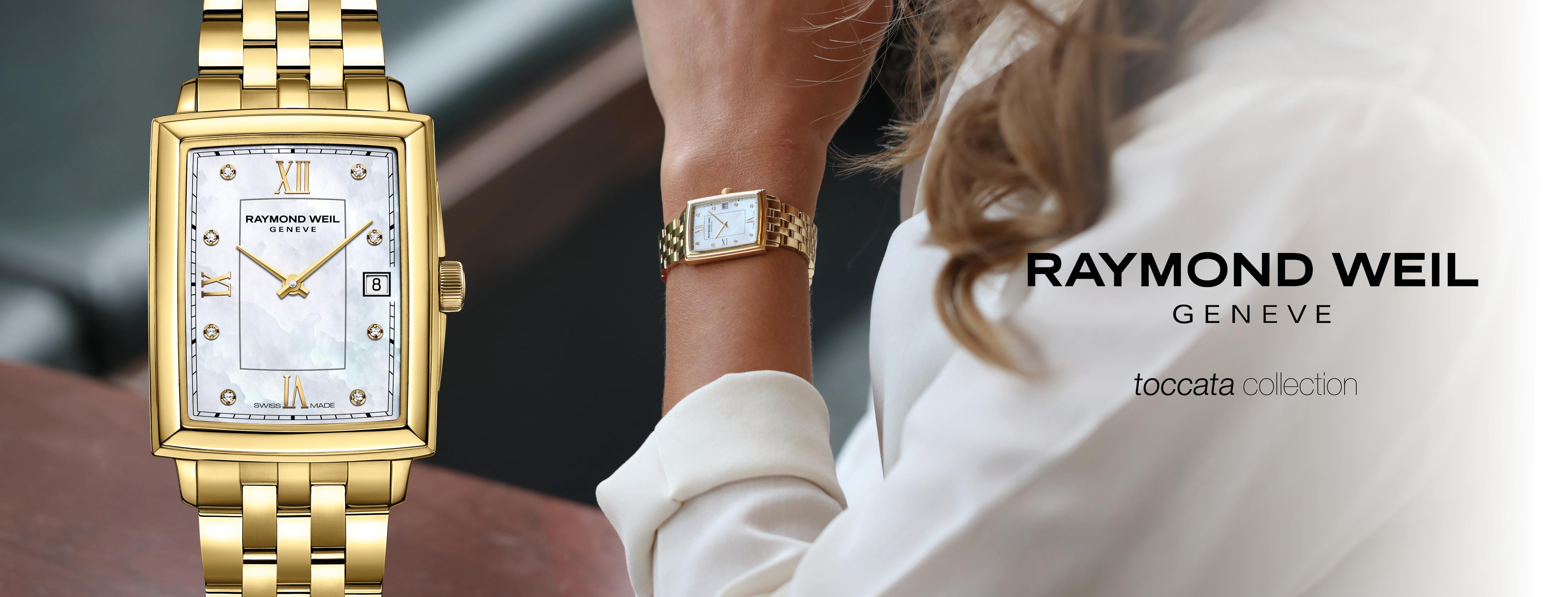 Raymond Weil Toccata naisten kello